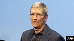 Керівник компанії Apple Тім Кук