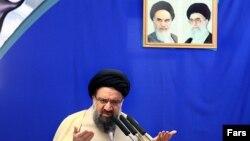 احمد خاتمی، امام جمعه موقت تهران