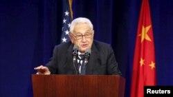 Хенри Кисинџер, поранешен американски Државен секретар