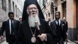 Patriarhul ecumenic Bartolomeu. Rusia boicotează aniversarea ortodoxiei în Belgia.