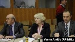 Predstavnici BiH na sastanku CEFTA-e u Beogradu, novembar 2011.