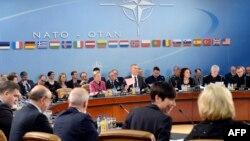 Засідання міністрів оборони країн НАТО в Брюсселі, Бельгія, 16 лютого 2017 року