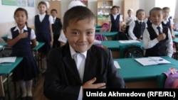 Өзбекстандағы қазақ мектептері