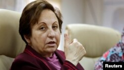 Nobel Laureate Shirin Ebadi has joined a campaign demanding immediate release of Mohammad Ali Taheri, spiritual leader imprisoned in Iran