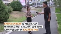 'Very Frightened': Afghan Students In Kazakhstan Speak Of Deportation Fears