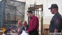 Դատարանը մերժեց ցմահ դատապարտյալի հայցն ընդդեմ դատախազության