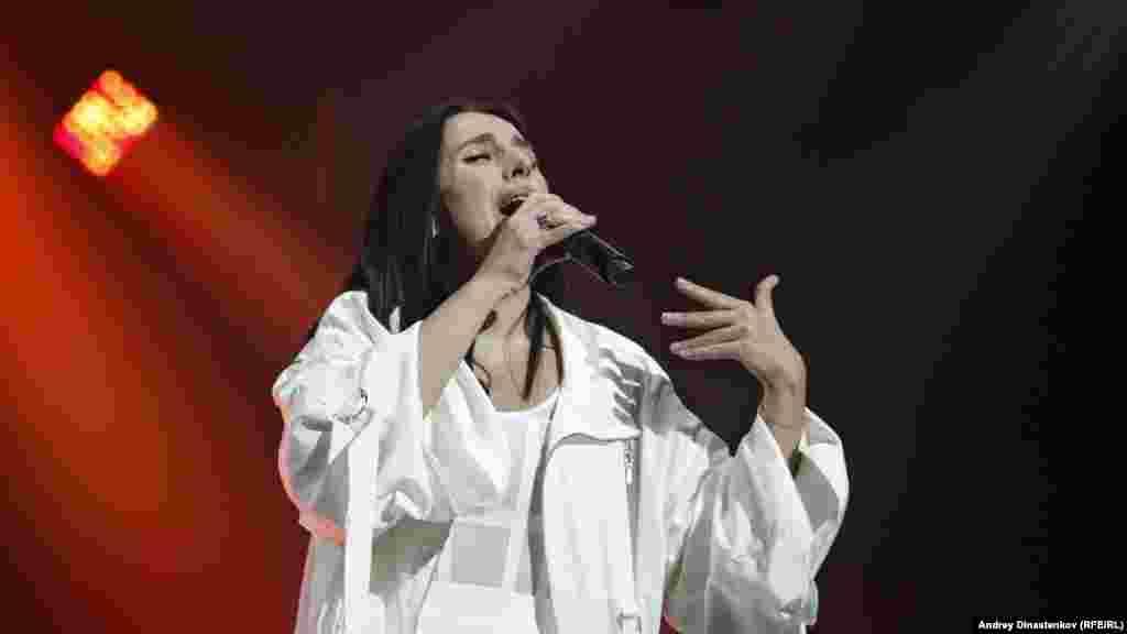 Джамала виконала пісні, які вважає найкращими за десять років своєї творчості