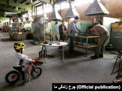 طراحی بومی و نظارت بر ساخت دوچرخه تخصصی سیستم های اشتراکی در کارخانه آساک دوچرخ (اسفند ۱۳۹۹)