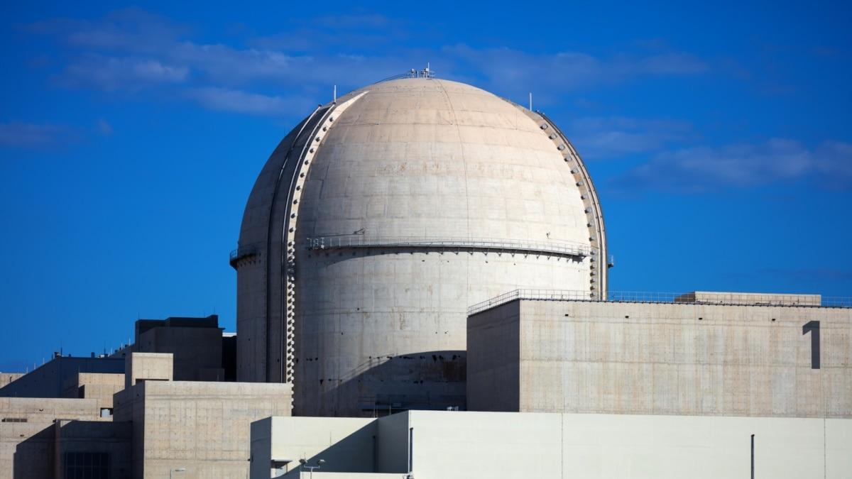 امارات اولین نیروگاه هستهای جهان عرب را افتتاح کرد