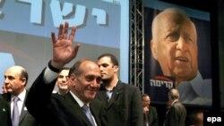 Исполняющий обязанности премьер-министра Эхуд Олмерт