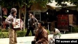 صحنه ای از فیلم «آکاردئون»