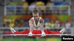 2016-cı ilin Rio Olimpiada Oyunları. Azərbaycanlı atlet Oleg Stepko