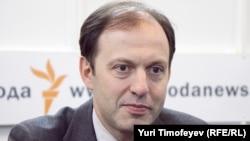 Олег Митволь удивлен происходящим в московском правительстве