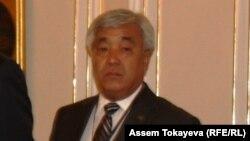 Қазақстанның сыртқы істер министрі Ерлан Ыдырысов. Прага, 23 қазан 2012 жыл.