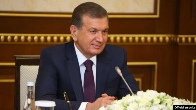 Prezident Şavkat Mirziyoev