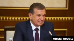 Президент Шавкат Мирзиëев.