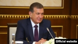 Президенти Узбакистон Шавкат Мирзиёев
