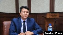 Эржигит Таштанов.