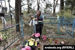 Ульляна Мартыненка на Ламачоўскіх могілках