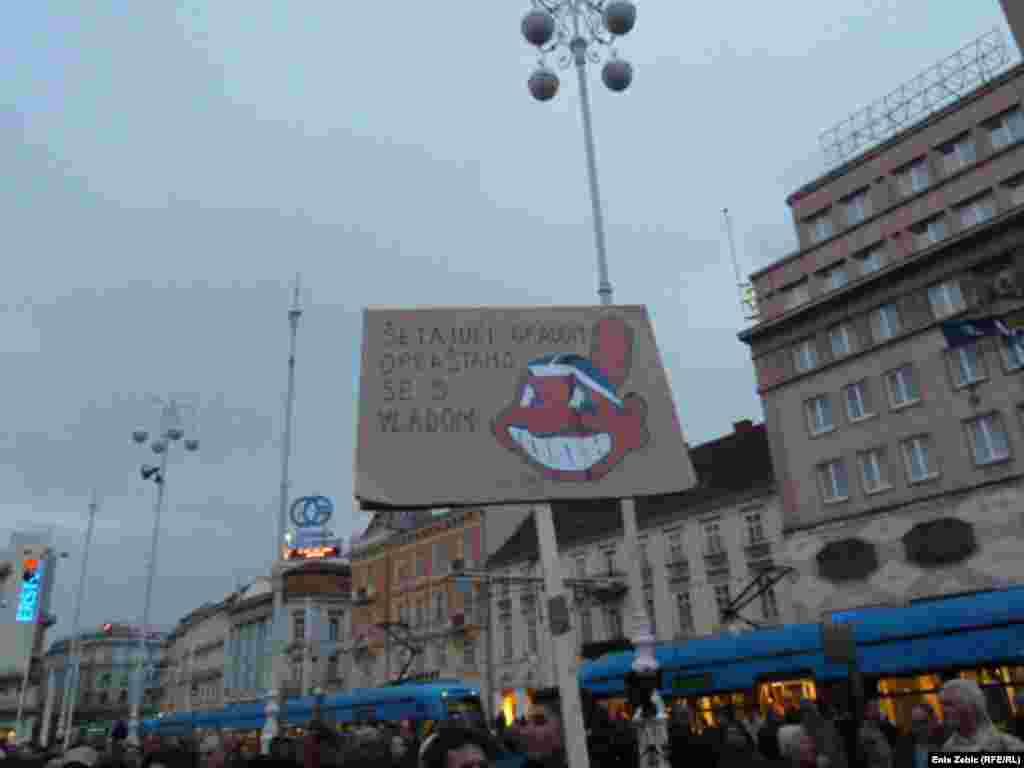 Zagreb, 19.03.2011. Foto: Enis Zebić