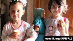 Save the Children ташкилоти ўзбек болаларининг 20 фоизи етарли овқат емаяпти деб ҳисоблайди.