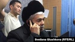 Астаналық белсенді Қайырлы Омар.