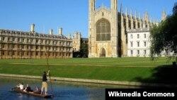 Кембридж университетіне қарасты колледждердің бірі. Көрнекі сурет