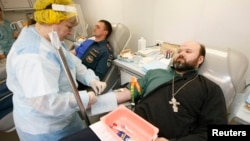 Одно из ключевых направлений работы ГНЦ – трансфузиология
