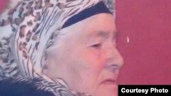 Раджабмох Раджабова, 75-летняя мать таджикского мигранта Эгама Махмудова