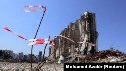 Последствия взрыва в Бейруте, иллюстрационное архивное фото