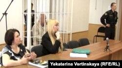В зале суда в Ангарске