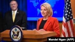 ԱՄՆ-ը դատապարտում է Հարավային Օսիայի և Աբխազիայի անկախության ճանաչումը Ասադի վարչակազմի կողմից
