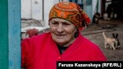 Наталья Балух, мать украинского активиста Владимира Балуха, голодающего в Крыму