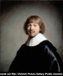 «Портрет Якоба де Гейна III», 1632