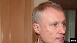 Григорий Суркис, президент Федерации футбола Украины