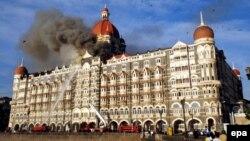Sulmet në Mumbai, 2008.