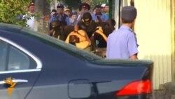 В Бишкеке задержаны члены террористической группировки