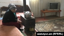 Armenia - Elderly people living off meager pensions can't afford to buy signal decorders to be able to watch digital television