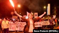 Protest, Podgorica 16. mart 2019.