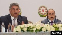 Azad Rəhimov və Əli Həsənov