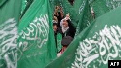 Flamuj të Hamasit