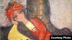 طرح جلد کتاب «میدان ایرانی»