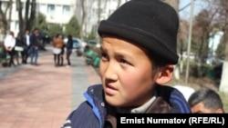 Дети анклава Барак