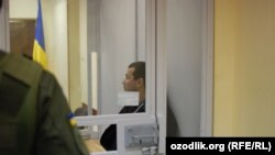 Акбарали Абдуллаев не стал комментировать решение киевского суда. Киев, 6 февраля 2017 года.