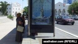 Aşgabat: Yssydan goramaýan duralgalar