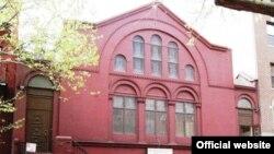 Французская евангелическая церковь на Манхэттене, построенная в 1835 году
