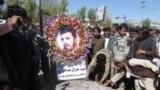 General Abdul Raziq was buried in Kandahar on October 19.