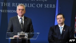 Tomislav Nikolić i Ivica Dačić