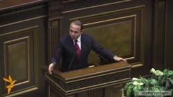 Վալոդ, օֆշոր, շնորհավորանքներ. ԱԺ-կառավարություն հարցուպատասխանը թեժ էր