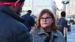 Россияне в Европе: сопереживание с жертвами терактов в Париже